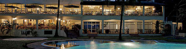 Neptune Beach Resort - Bamburi beach Kenia