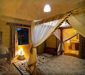 Rhino Watch Lodge accommodatie