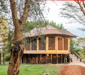 Ilkeliani Tented Camp  accommodatie