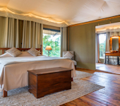 OnsKenia, Masai Mara reservaat Mara Sopa lodge accommodatie